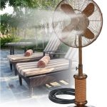 Miglior Ventilatore ad Acqua - il modello nebulizzatore e rinfrescante per l'estate