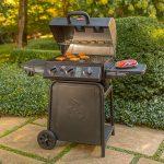 miglior barbecue a gas con pietra lavica