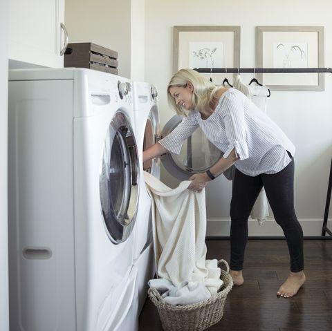 Come asciugare le lenzuola nell'asciugatrice