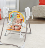 altalena per neonato