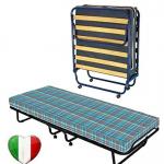 Migliore Brandina Pieghevole - il letto adatto per casa o campeggio