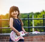 chitarra per bambini