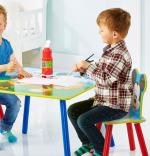 tavolino per bambini