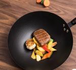 pentola e padella wok professionale