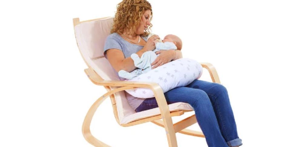 poltrona per allattamento