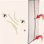 Migliore Zanzariera magnetica - recensioni e guida all'applicazione su porta o finestra