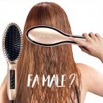 La spazzola rovina i capelli? ecco i suoi vantaggi e svantaggi