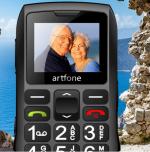 telefono cellulare per anziani
