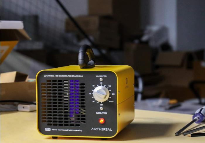 generatore di ozono per aria